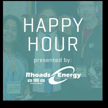 5pm-7pm: Happy Hour -