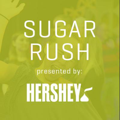 10pm-11pm: Sugar Rush -