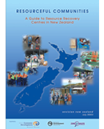 Resourceful Communities: A guide to resource recovery centres in NZ - 2003