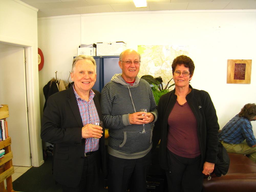 Warren - Envision, Colin & Sue - North Shore Resource Centre