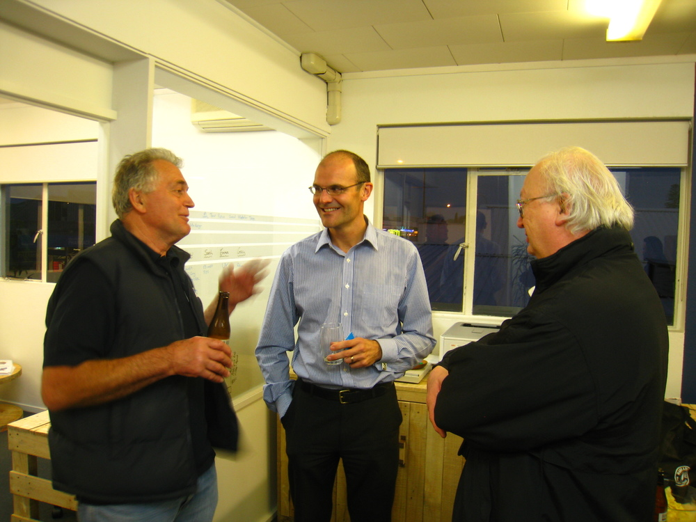 Peter & Peter - Abilities, talking with Ian - Auckland Council