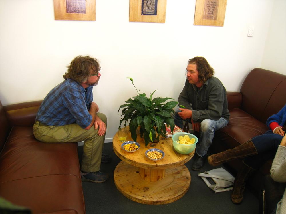 Green Jon - MPHS & Tim Codyre - Artist