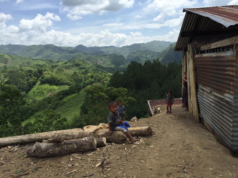 Guatemalan highlands.