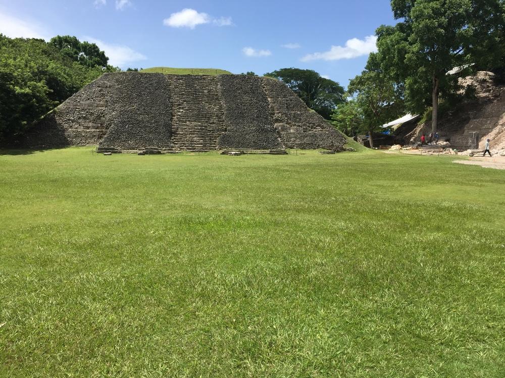 Xunantunich, San Ignacio, Cayo, Belize.