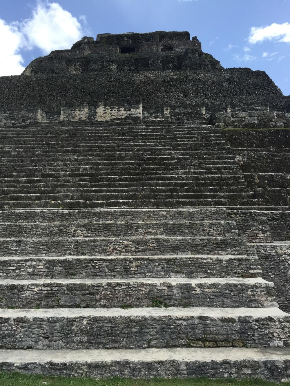 El Castillo, Xunantunich.