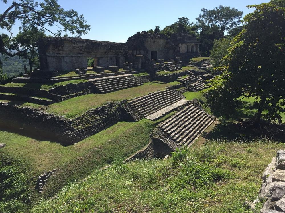 Palenque, Mexico.