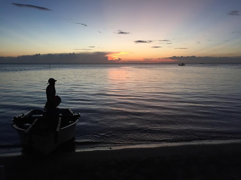 West End, Roatán, Bay Islands, Honduras.