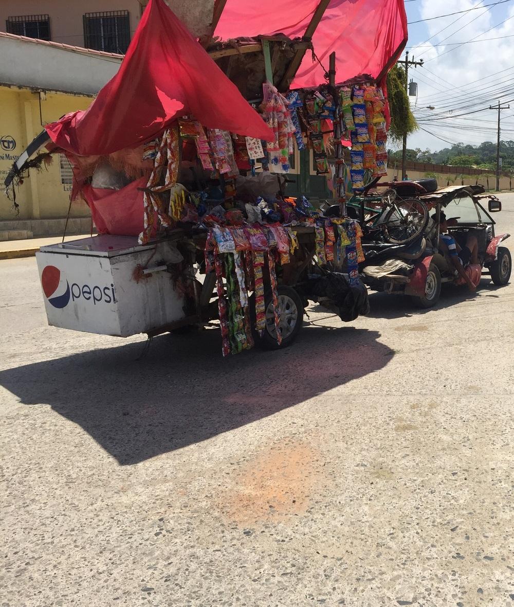 Tela, Honduras.