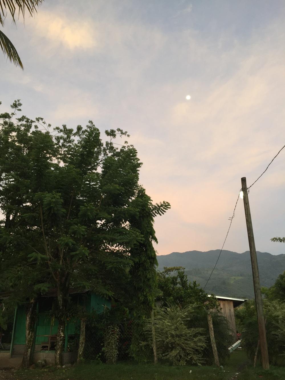 Los Naranjos, Honduras.