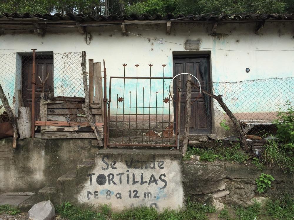 Gracias, Honduras.