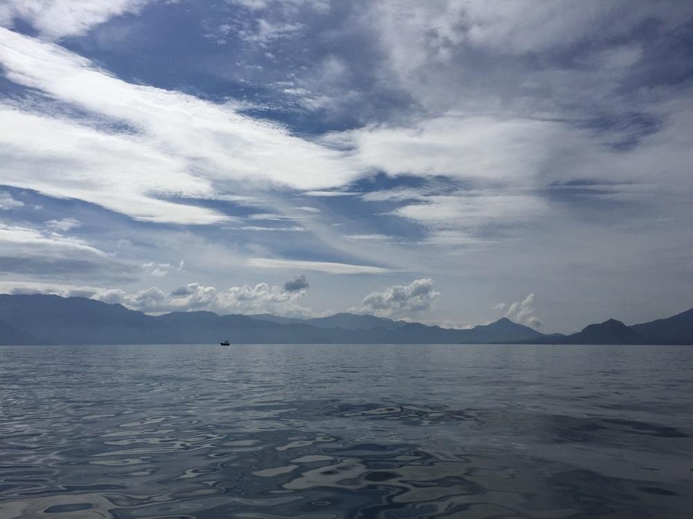 Lake Atitlán, Guatemala.