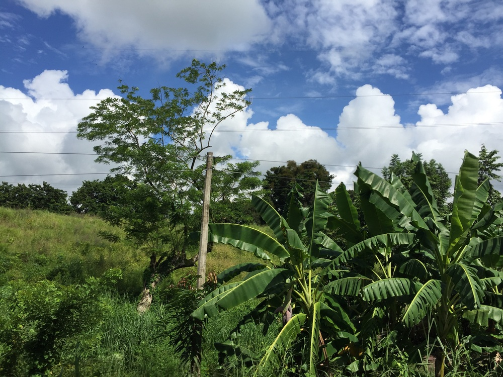 San Antonio de Cortes, Honduras.