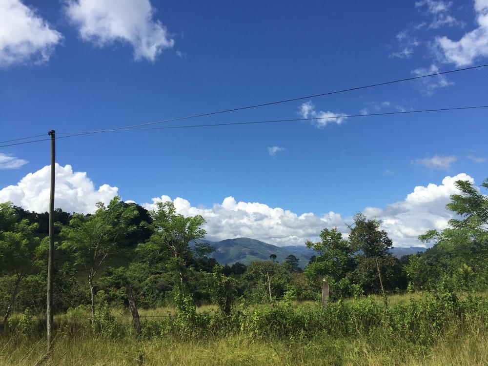 San Jeronimo, Honduras.