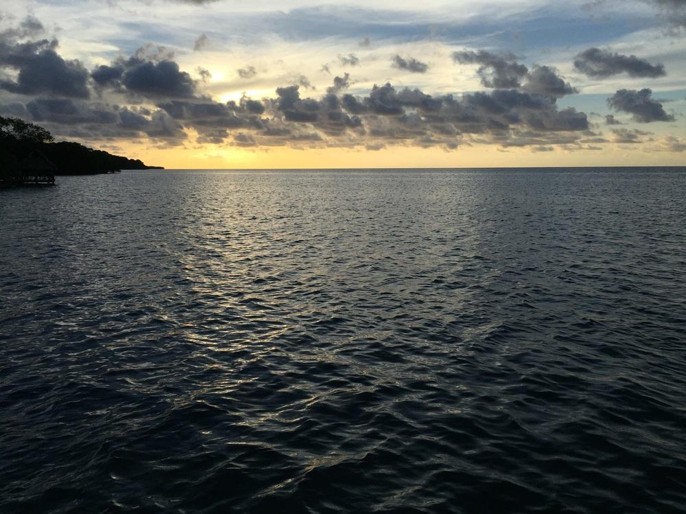 Punta Gorda,Roatán, Honduras.