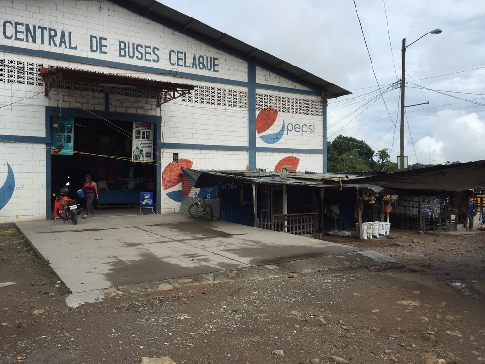 Honduras, I believe still Gracias.