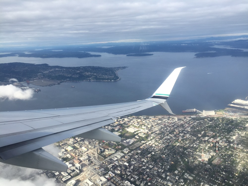 Pretty sure that's Portage Bay or maybe Lake Union.