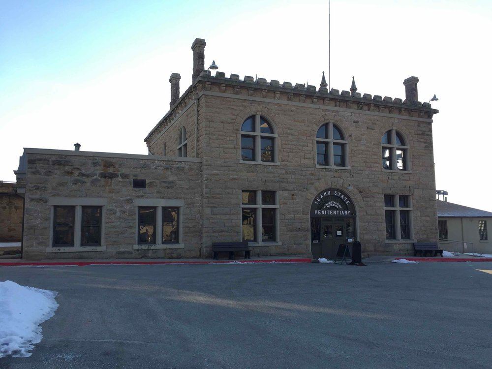 Friday the 13th at the Old Idaho State Penitentiary in Boise, Idaho. We learned about a double execution (Troy Powell, Ernest Walrath) that took place there on Friday the 13th in April of 1951.