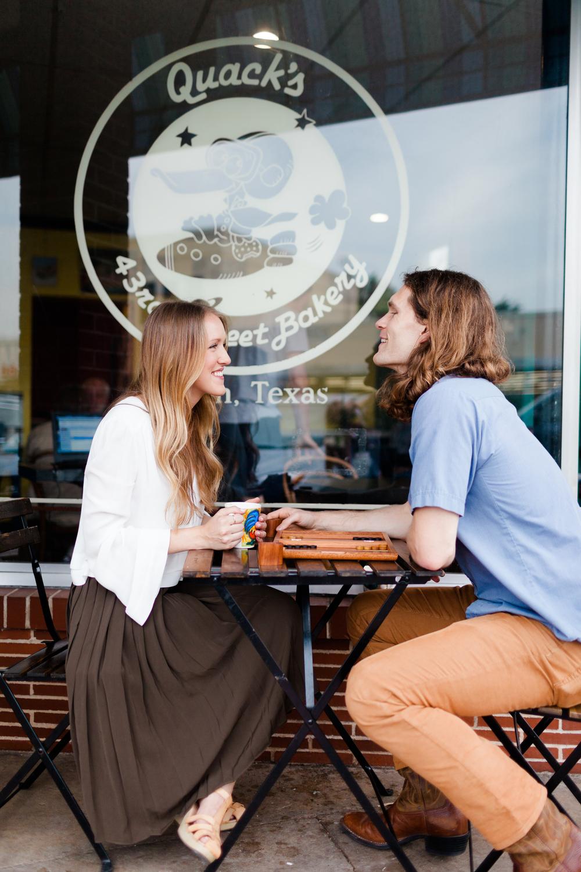 Austin Engagement Photographer Kayla Snell - Quack's Bakery 007.jpg