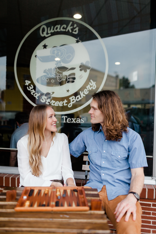 Austin Engagement Photographer Kayla Snell - Quack's Bakery 010.jpg