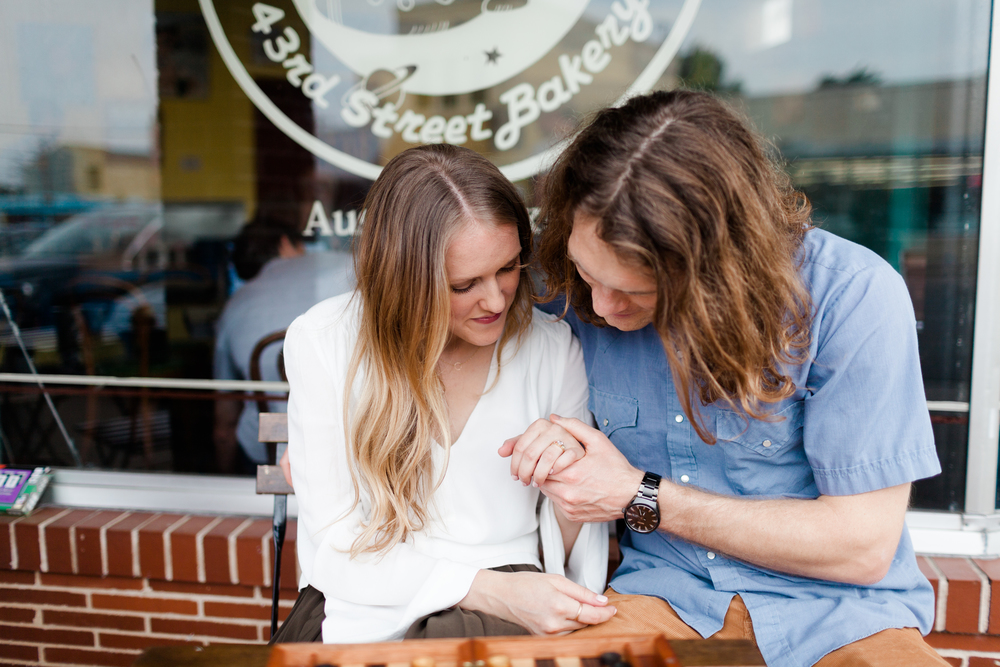 Austin Engagement Photographer Kayla Snell - Quack's Bakery 012.jpg