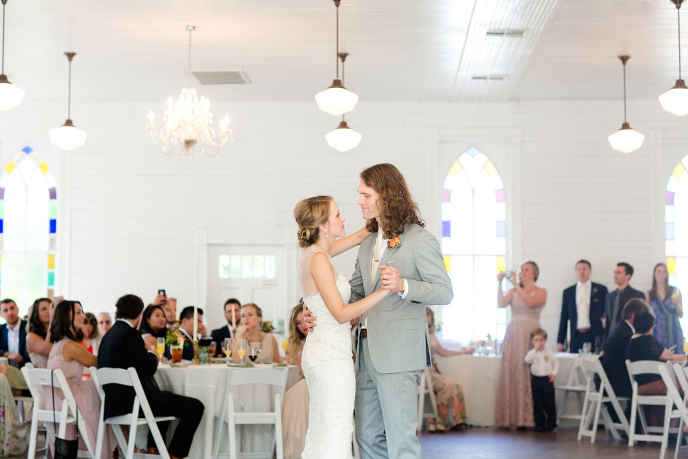 Austin Texas Fine Art Photographer Kayla Snell Photography - Mercury Hall Brunch Wedding