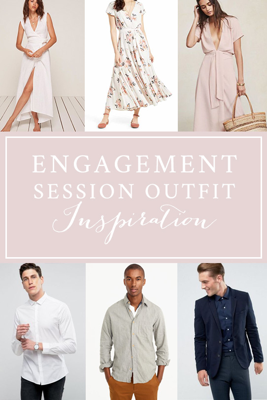 Engagement Session Outfit Inspiration Austin Wedding Photographer