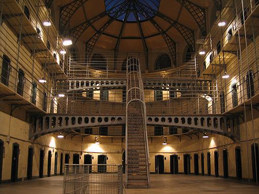 Prison house or church house?