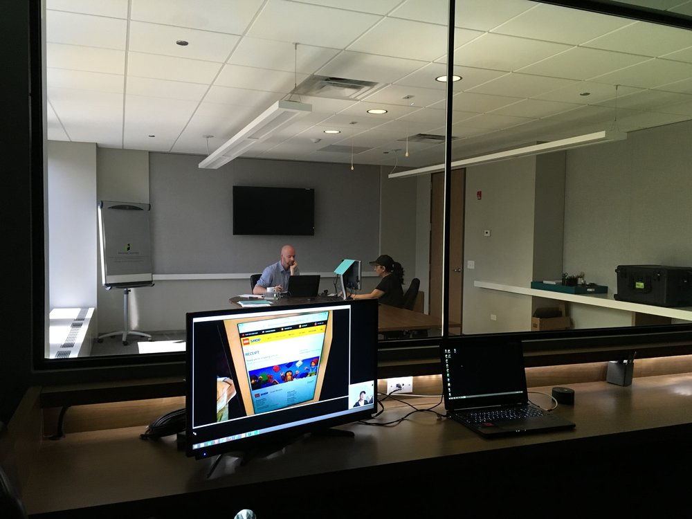 Usability Lab in Chicago