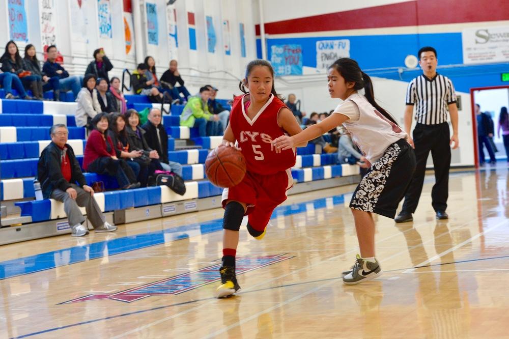 Basketball — San Jose CYS