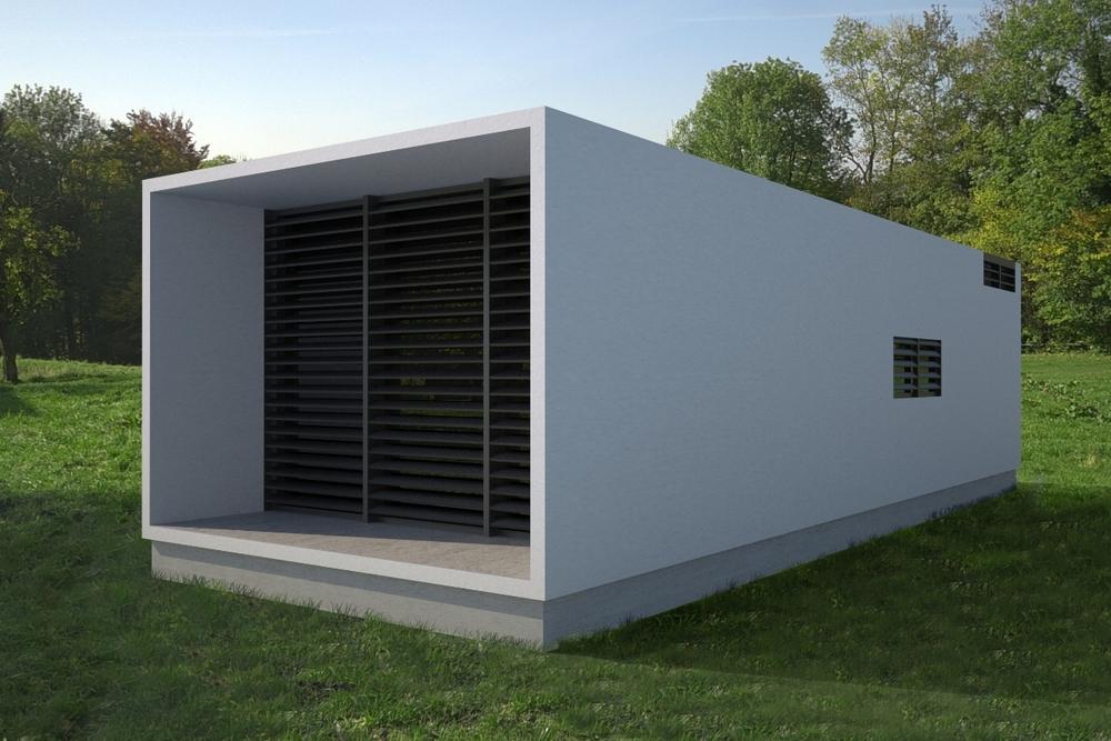 New Nordic Studio - Garden View