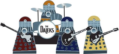 iDaleks  (based on original by Matt Mawson)
