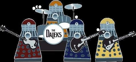 iDaleks (based on original by Matt Mawson)