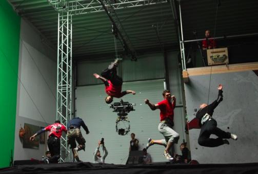 Haeger Stunt & Wireworks Berlin www.haeger-stunt.de