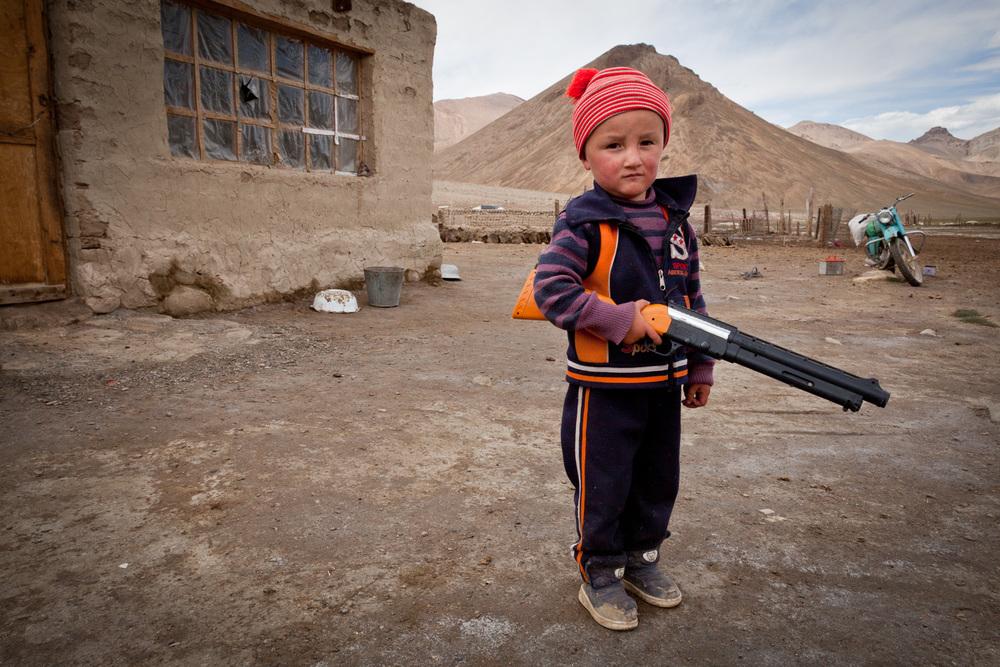 Rangkul, Murghab, Eastern Pamirs, Tajikistan