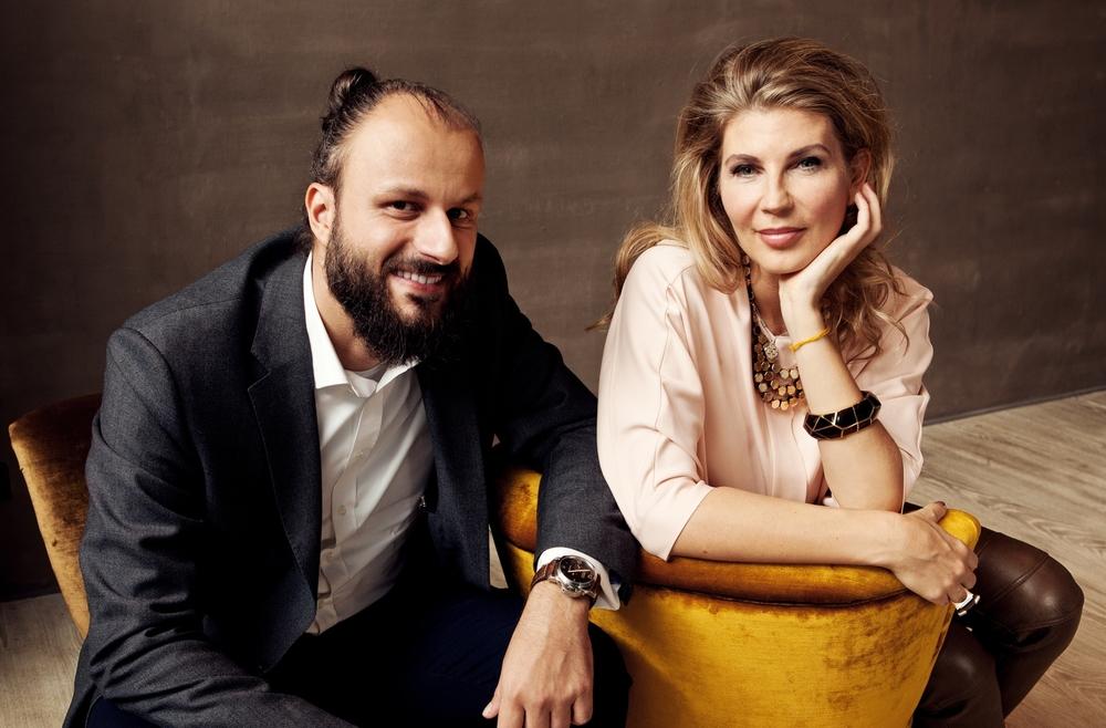 Mela Gruber,Designerin& Florian Dressler, Architekt
