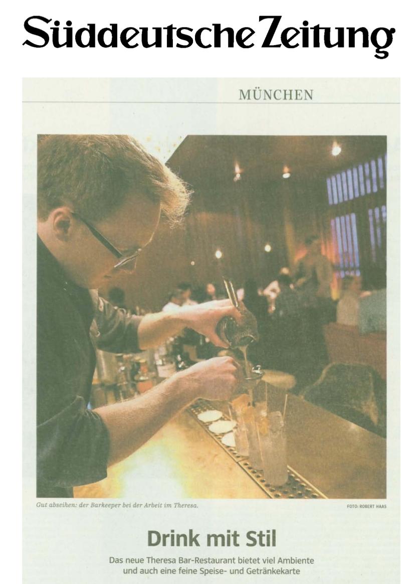Süddeutsche Zeitung, 18.04.2015