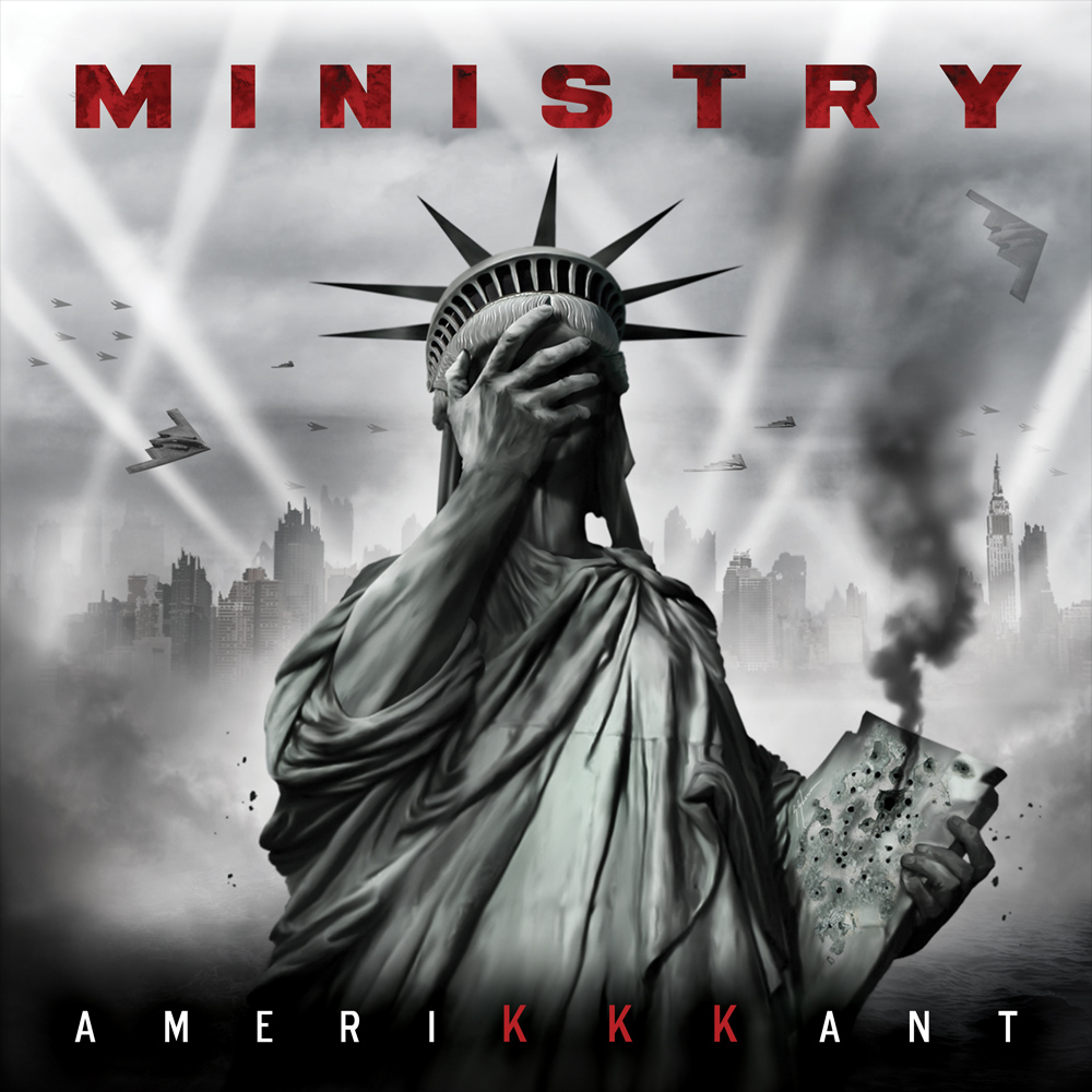 Amerikkkant (2018)     1. I Know Words    2. Twilight Zone    3. Victims of a Clown    4. TV5/4Chan    5. We're Tired of It    6. Wargasm    7. Antifa    8. Game Over    9. AmeriKKKa