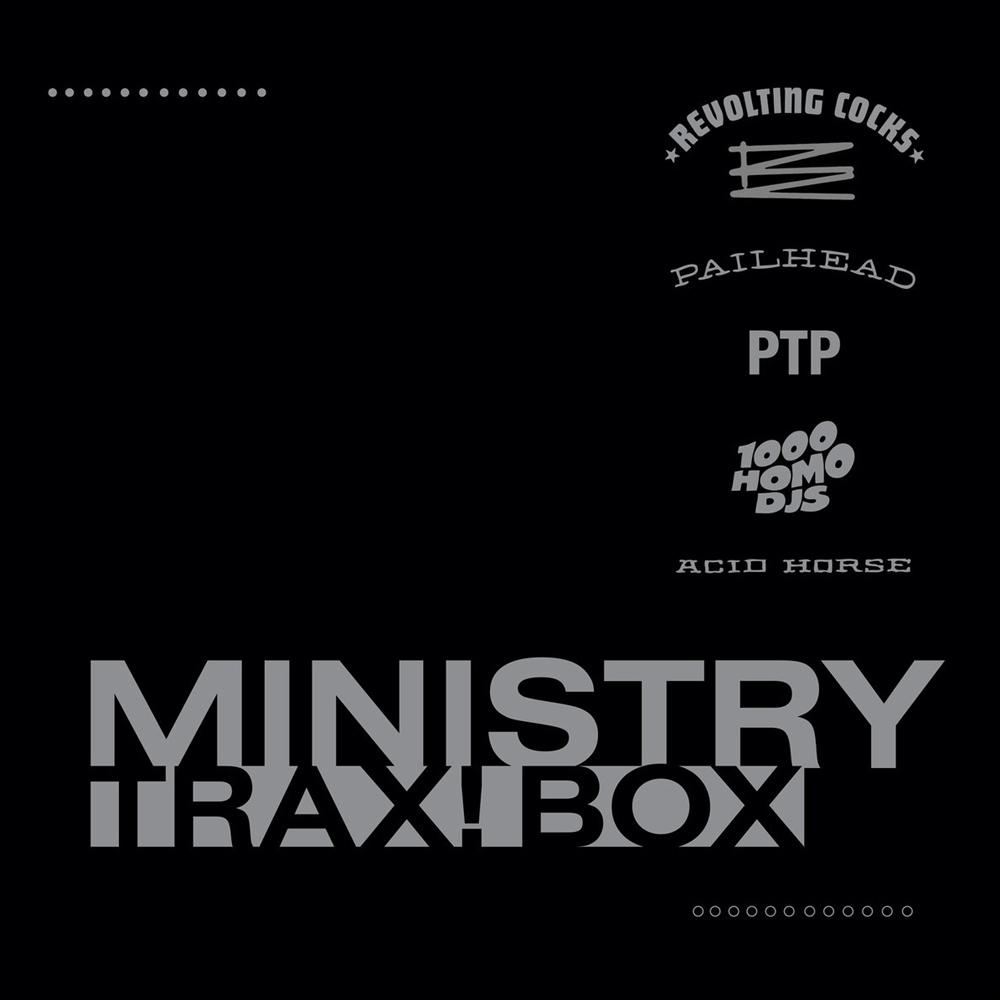 Trax! Box  2015