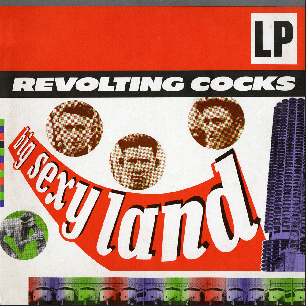 Big Sexy Land  1986