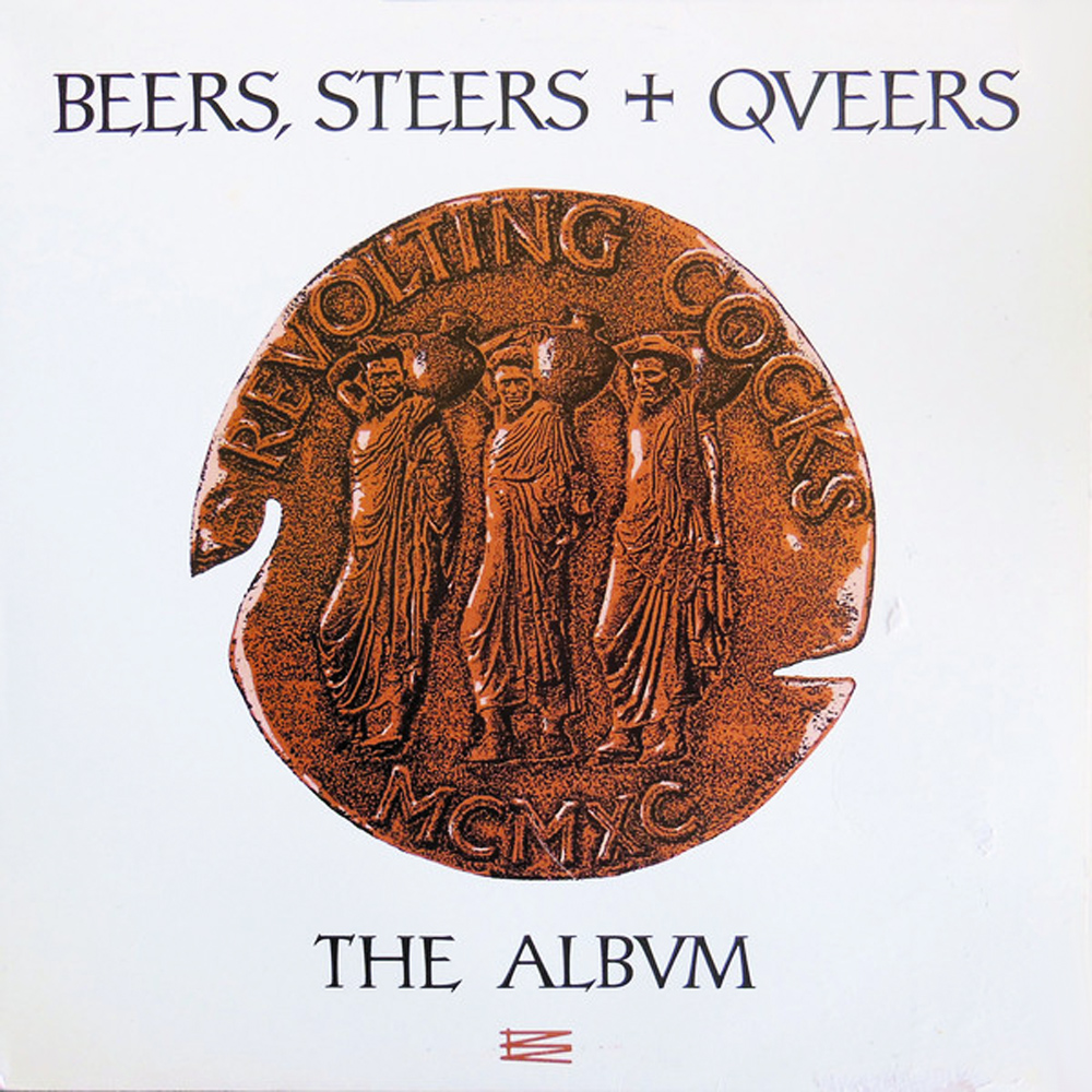 Beers, Steers And Queers  1990