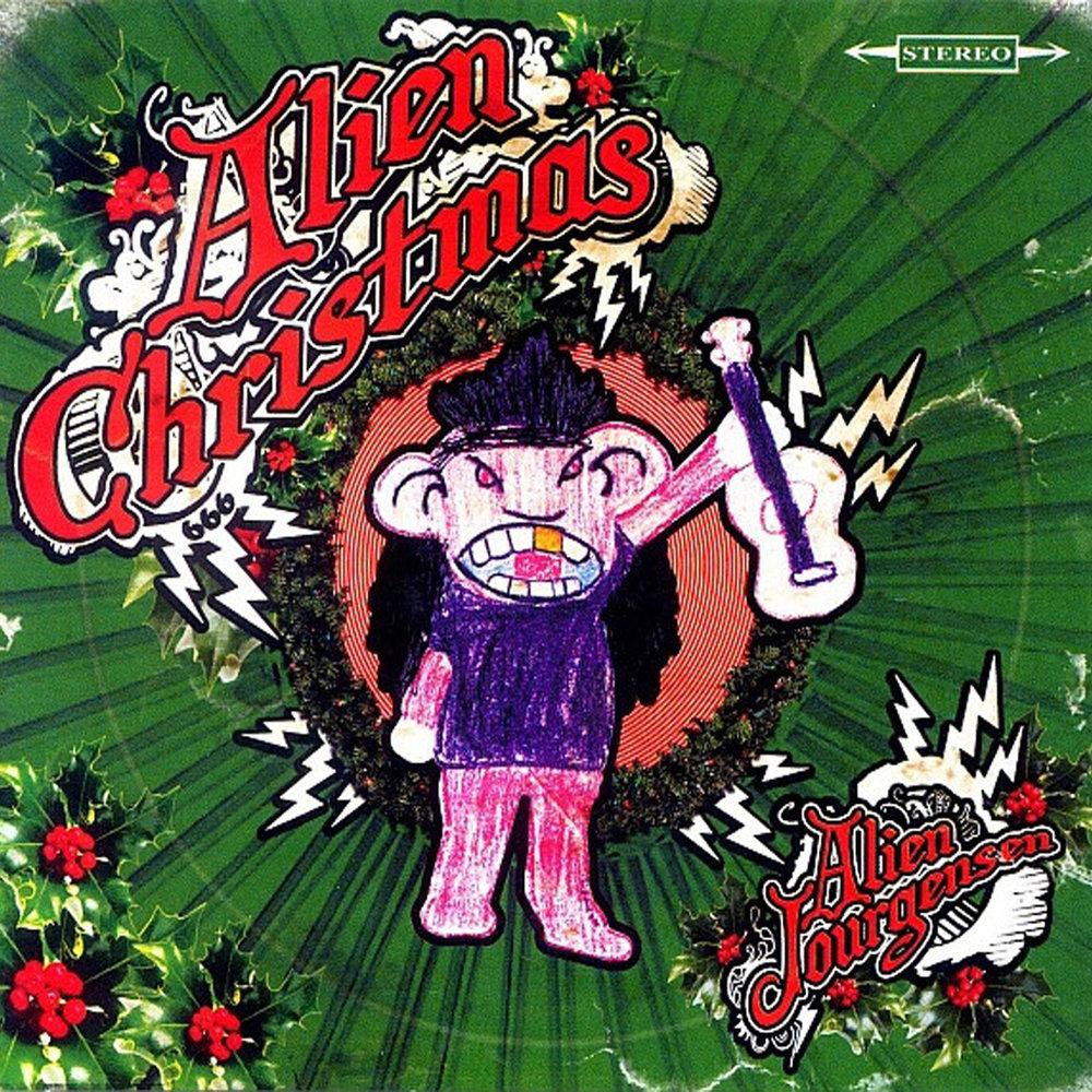 Alien Christmas  2010