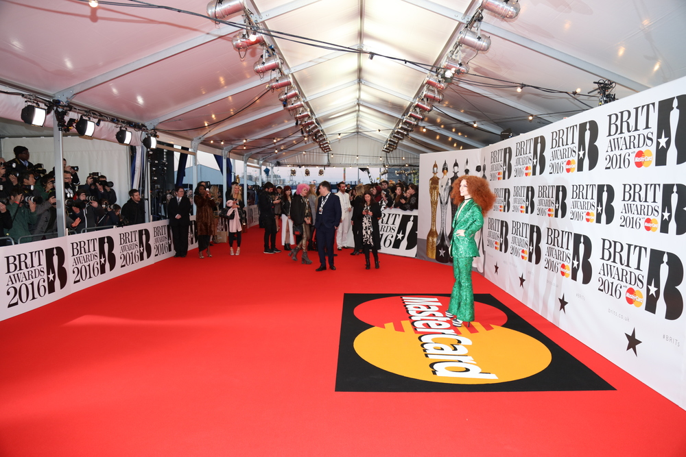 The BRIT Awards 2016 Red Carpet