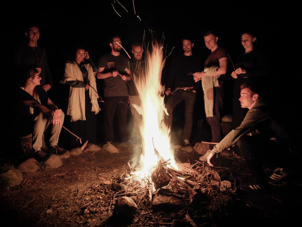 Lagerfeuergeschichten