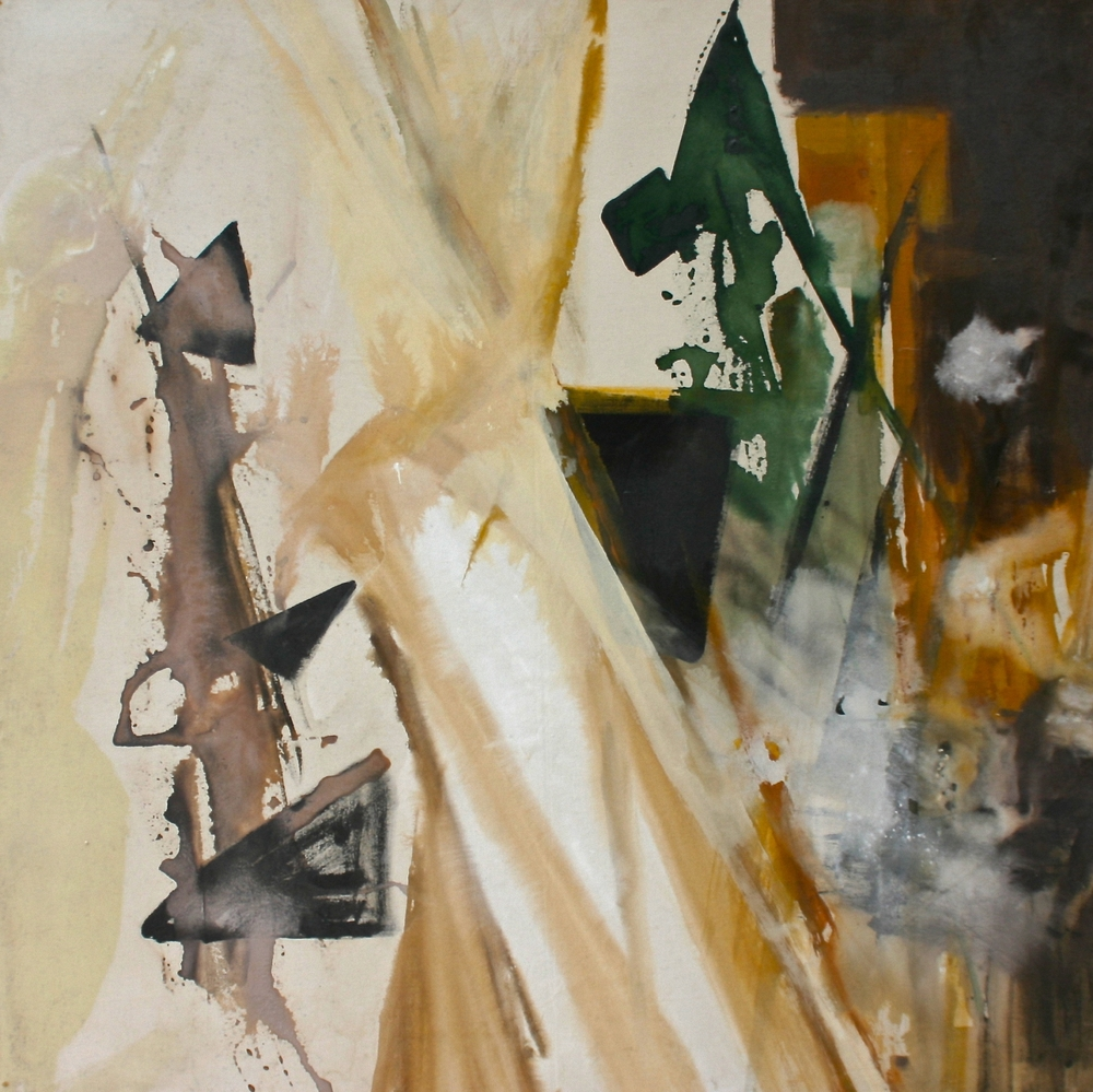 The Photograph SOLD    oil and acrylic on canvas on board  122cm x 122cm