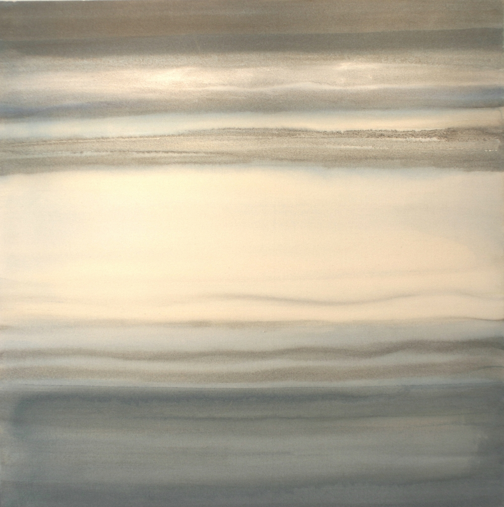 Morning Light (Cambridge)    acrylic on canvas  90 cm x 90 cm