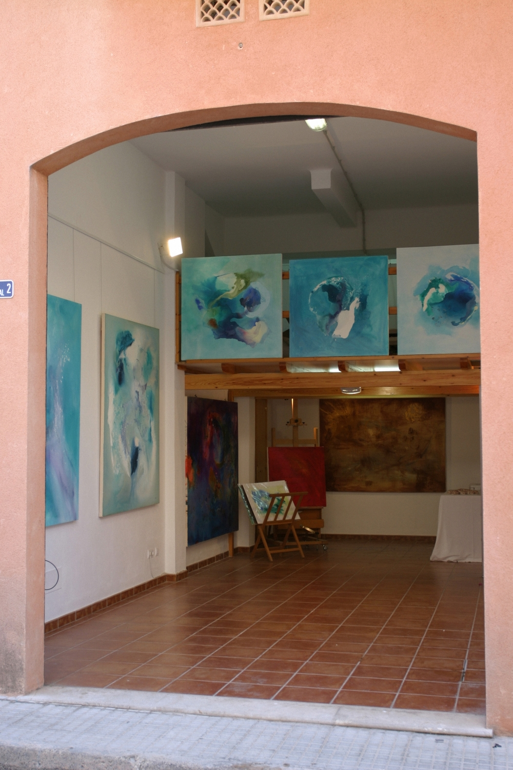 The Studio, SArraco, Andratx