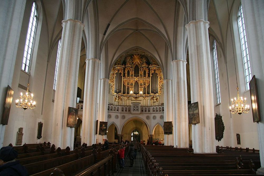 Messe As Dur  | Schubert (2014)   Karl Forster Chor  Rehearsal Pianist