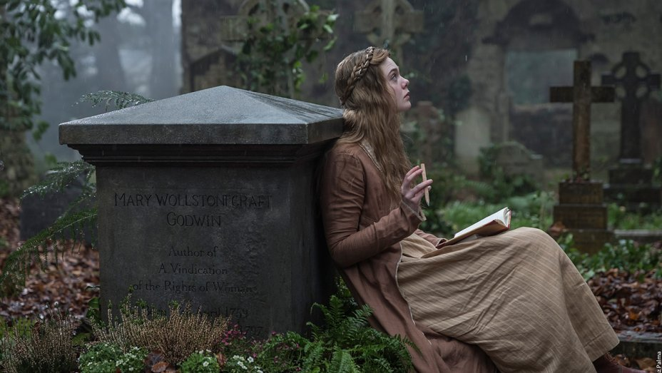 Mary Shelley   (dir. Haifaa Al-Mansour)   composer: Amelia Warner   Additional Orchestration (2017)