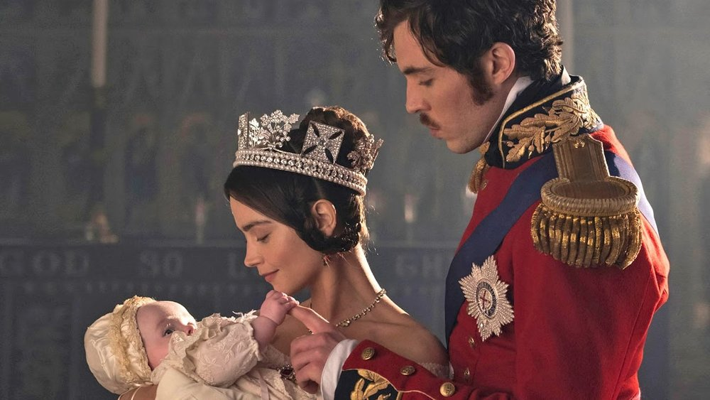 Victoria: Series 2   (ITV)   composer: Ruth Barrett   Additional Orchestration (2017)