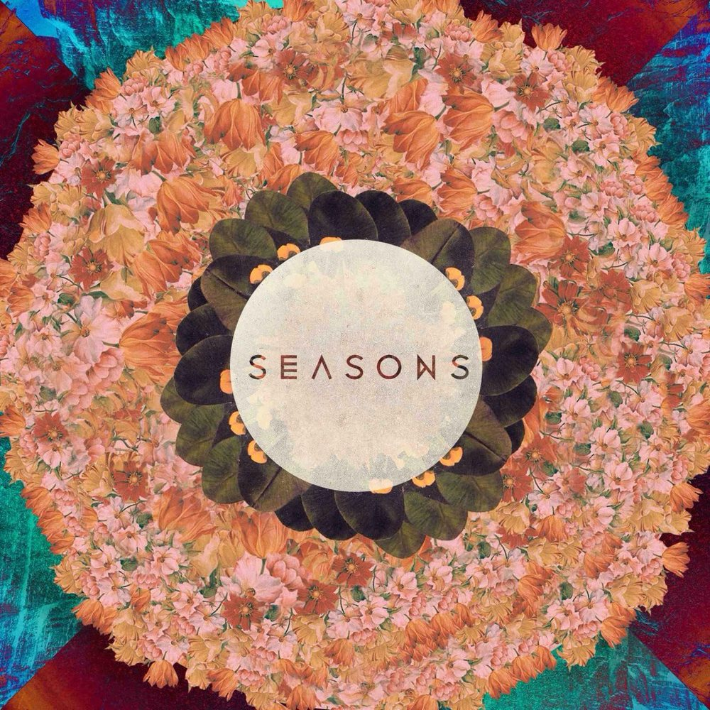 Tony Anderson \\\ SEASONS  (2014)   Bass Guitar